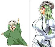 Nell from Bleach proves not all Arrancars are evil.